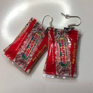 mini brands™ smarties™ dangle earrings